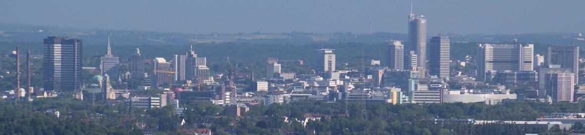 Stadtpanorama_Landing_eCommerce-Logistik in Essen