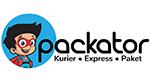 farbliches Packator Logo in Farbe